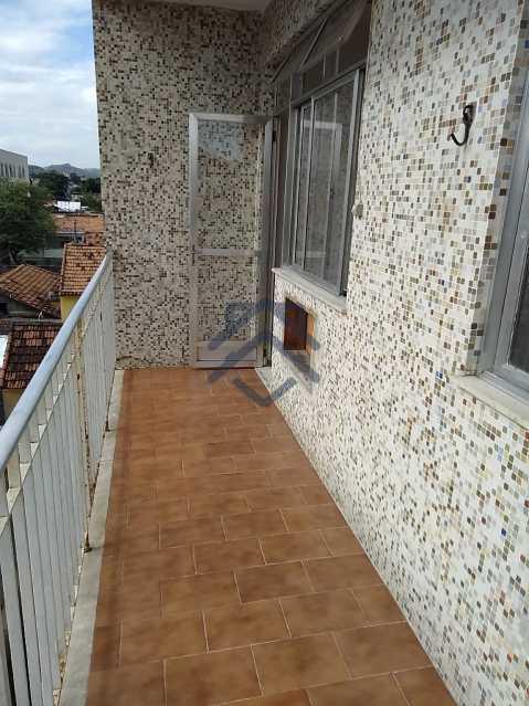 29 - Apartamento à venda Rua Cerqueira Daltro,Cascadura, Rio de Janeiro - R$ 260.000 - 380 - 30