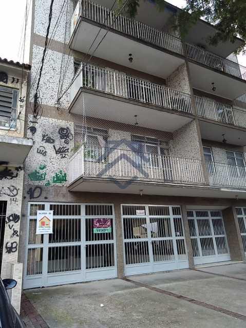1 - Apartamento à venda Rua Cerqueira Daltro,Cascadura, Rio de Janeiro - R$ 260.000 - 380 - 1