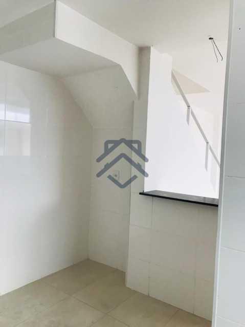 6 - Casa de Vila 2 Quartos para Venda e Aluguel - 6962 - 7