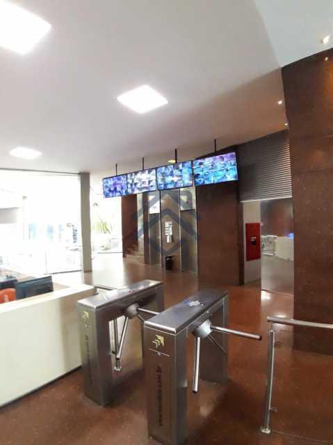 27 - Sala Comercial 100m² para venda e aluguel Barra da Tijuca, Barra e Adjacências,Rio de Janeiro - R$ 2.900 - TJSL27045 - 28