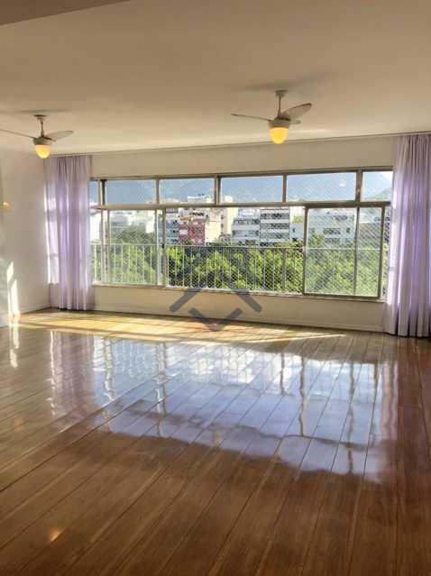 1 - Apartamento 4 Quartos para Alugar em Ipanema - MEAP427063 - 1