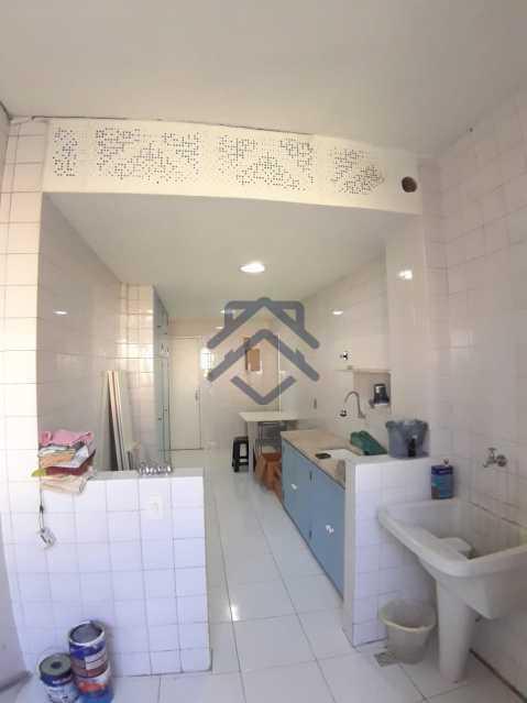 22 - Apartamento 2 quartos para venda e aluguel Tijuca, Rio de Janeiro - R$ 1.400 - TJAP227129 - 23