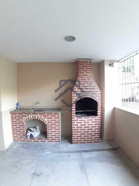 28 - Apartamento 2 quartos para venda e aluguel Tijuca, Rio de Janeiro - R$ 1.400 - TJAP227129 - 29