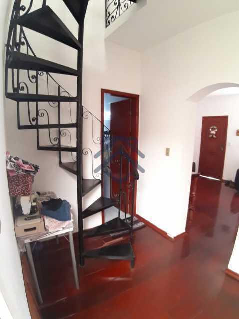 9 - Casa de Vila 2 quartos para venda e aluguel Tijuca, Rio de Janeiro - R$ 2.500 - TJCS227164 - 10