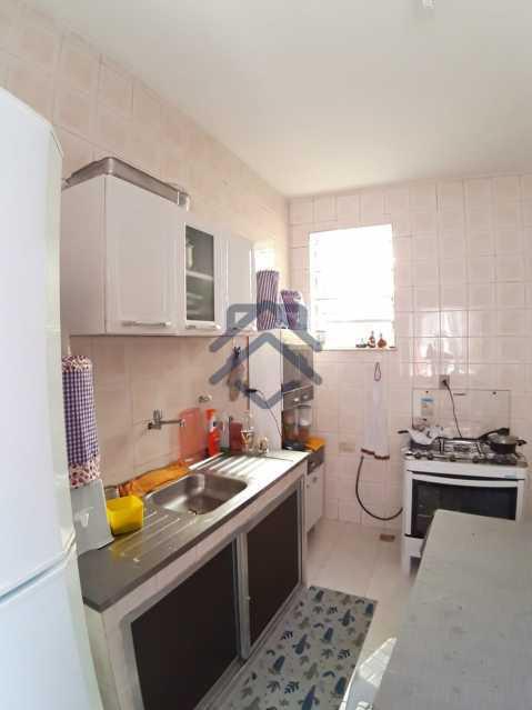 15 - Casa de Vila 2 quartos para venda e aluguel Tijuca, Rio de Janeiro - R$ 2.500 - TJCS227164 - 16