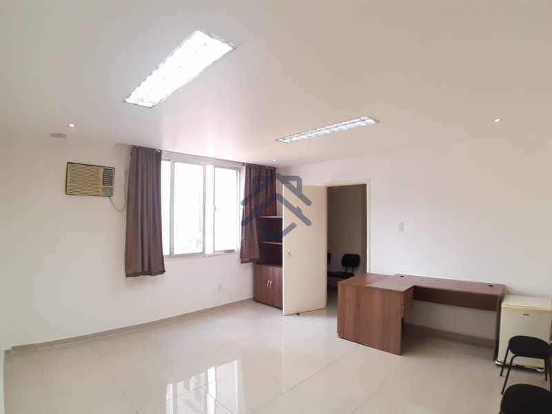 2 - Sala Comercial 31m² para alugar Tijuca, Rio de Janeiro - R$ 1.000 - TJSL27177 - 3