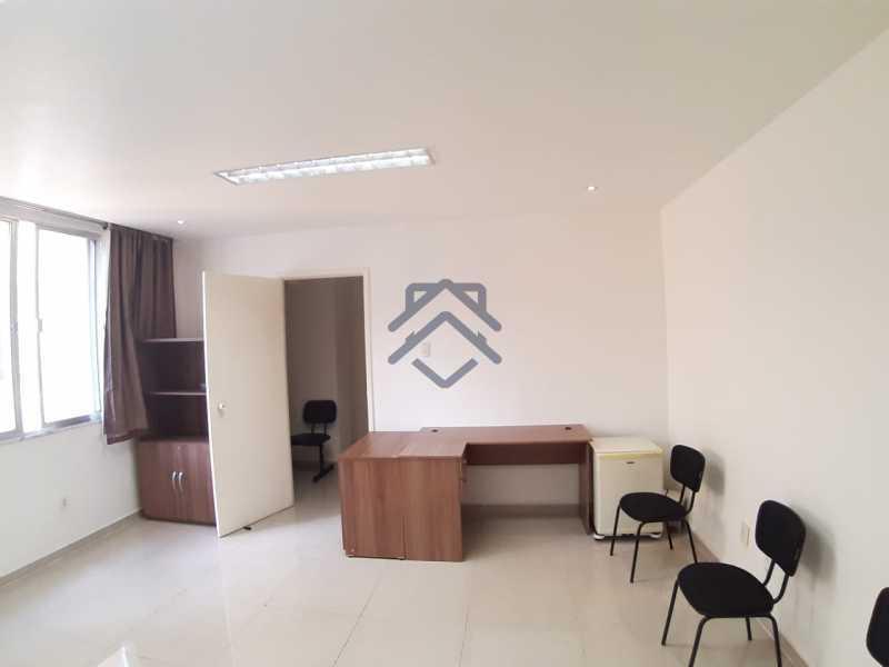 1 - Sala Comercial 31m² para alugar Tijuca, Rio de Janeiro - R$ 1.000 - TJSL27177 - 1