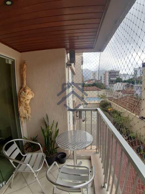 7 - Apartamento 2 quartos à venda Vila Isabel, Rio de Janeiro - R$ 570.000 - TJAP227214 - 8
