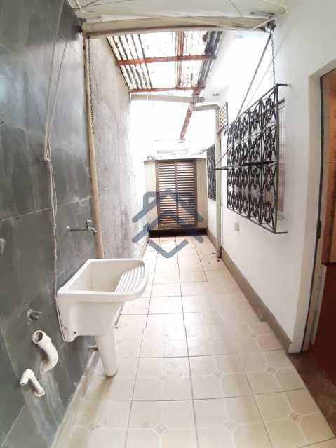 21 - Casa de Vila 2 quartos para alugar Vila Isabel, Rio de Janeiro - R$ 2.000 - TJCS2241723 - 22