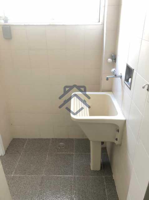 19 - Quarto e Sala para Alugar na Tijuca - MEAP127329 - 20