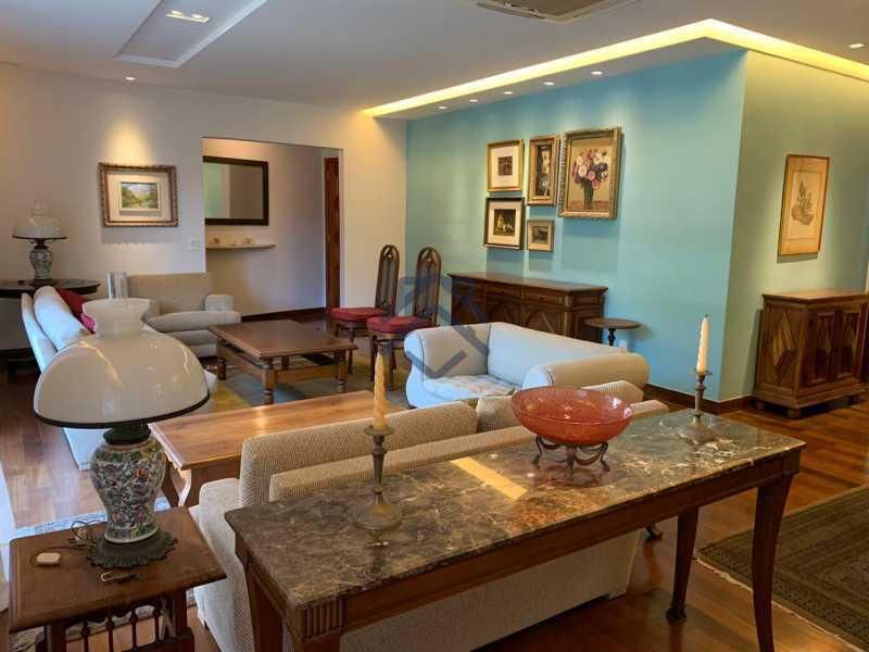 1 - Apartamento 4 quartos à venda Barra da Tijuca, Barra e Adjacências,Rio de Janeiro - R$ 1.890.000 - TJAP427045 - 1