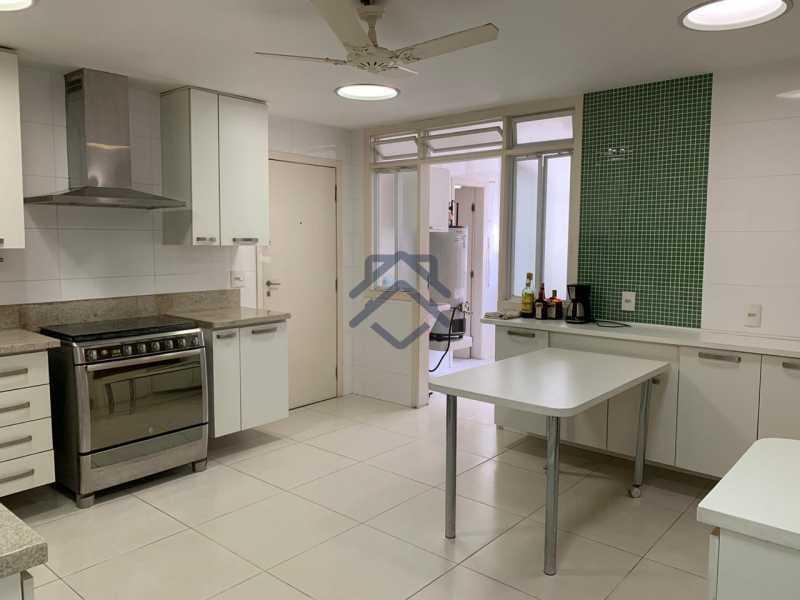 8 - Apartamento 4 quartos à venda Barra da Tijuca, Barra e Adjacências,Rio de Janeiro - R$ 1.890.000 - TJAP427045 - 9