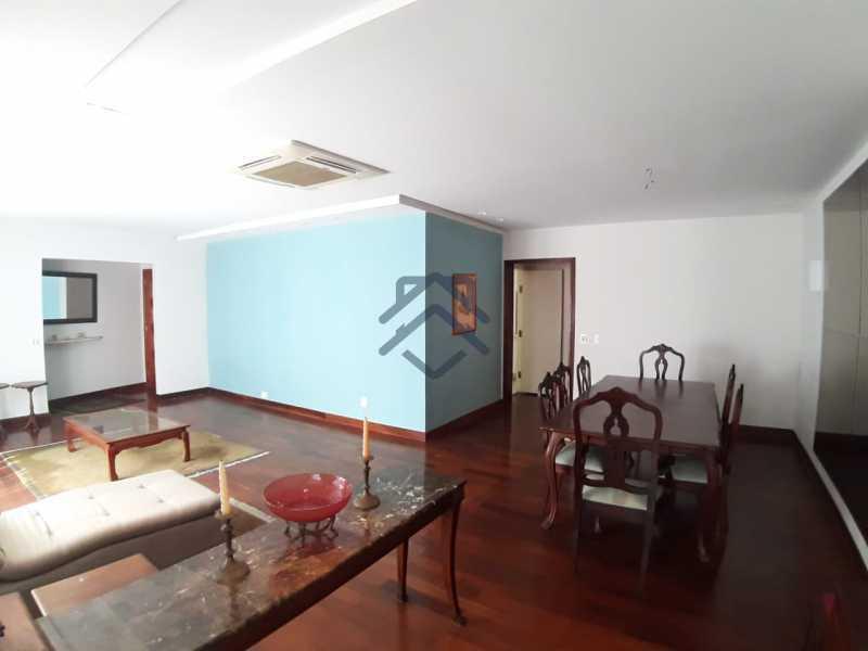 4 - Apartamento 4 quartos à venda Barra da Tijuca, Barra e Adjacências,Rio de Janeiro - R$ 1.890.000 - TJAP427045 - 5