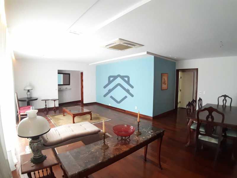 5 - Apartamento 4 quartos à venda Barra da Tijuca, Barra e Adjacências,Rio de Janeiro - R$ 1.890.000 - TJAP427045 - 6