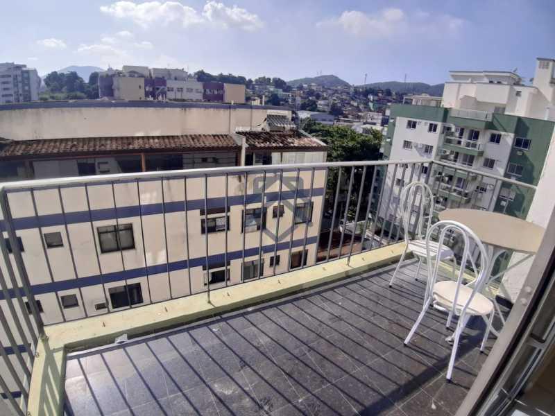 7 - Apartamento 2 quartos para alugar Pechincha, Jacarepaguá,Rio de Janeiro - R$ 1.400 - TJAP227379 - 8