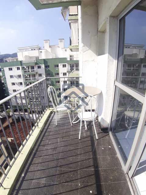 8 - Apartamento 2 quartos para alugar Pechincha, Jacarepaguá,Rio de Janeiro - R$ 1.400 - TJAP227379 - 9