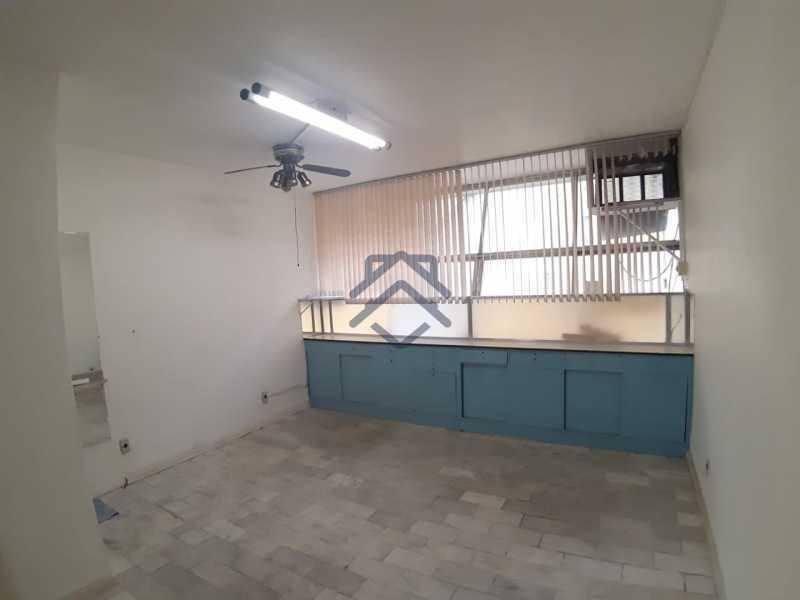 1 - Sala Comercial 19m² para venda e aluguel Tijuca, Rio de Janeiro - R$ 950 - TJSL27386 - 1