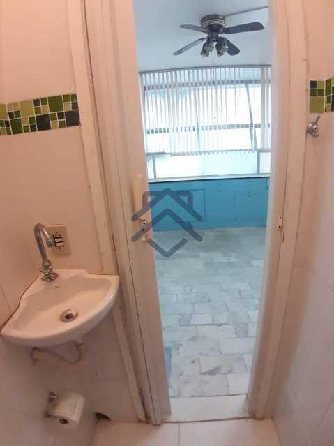 12 - Sala Comercial 19m² para venda e aluguel Tijuca, Rio de Janeiro - R$ 950 - TJSL27386 - 13