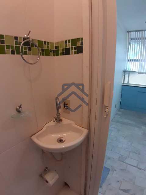 13 - Sala Comercial 19m² para venda e aluguel Tijuca, Rio de Janeiro - R$ 950 - TJSL27386 - 14