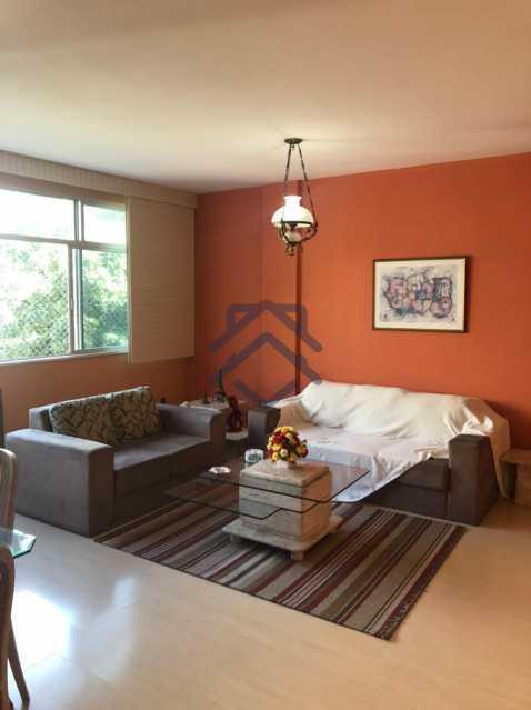 2 - Apartamento 3 Quartos á Venda na Tijuca - MEAP3060521 - 3