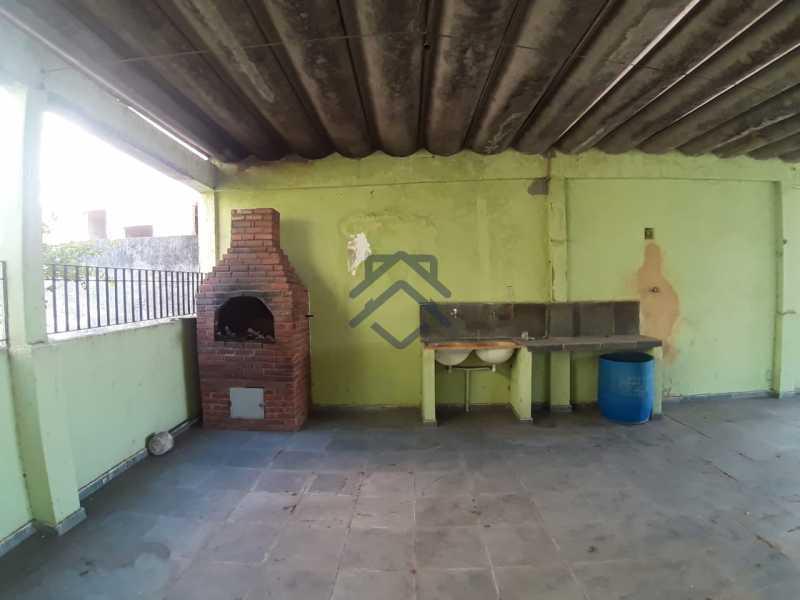 24 - Casa em Condomínio 3 quartos para alugar Rocha, Rio de Janeiro - R$ 2.100 - TJCS327465 - 25