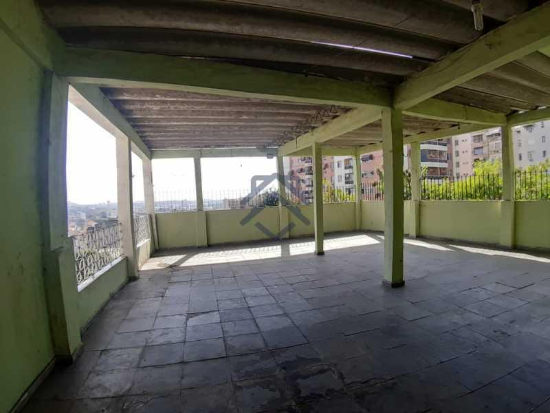 22 - Casa em Condomínio 3 quartos para alugar Rocha, Rio de Janeiro - R$ 2.100 - TJCS327465 - 23