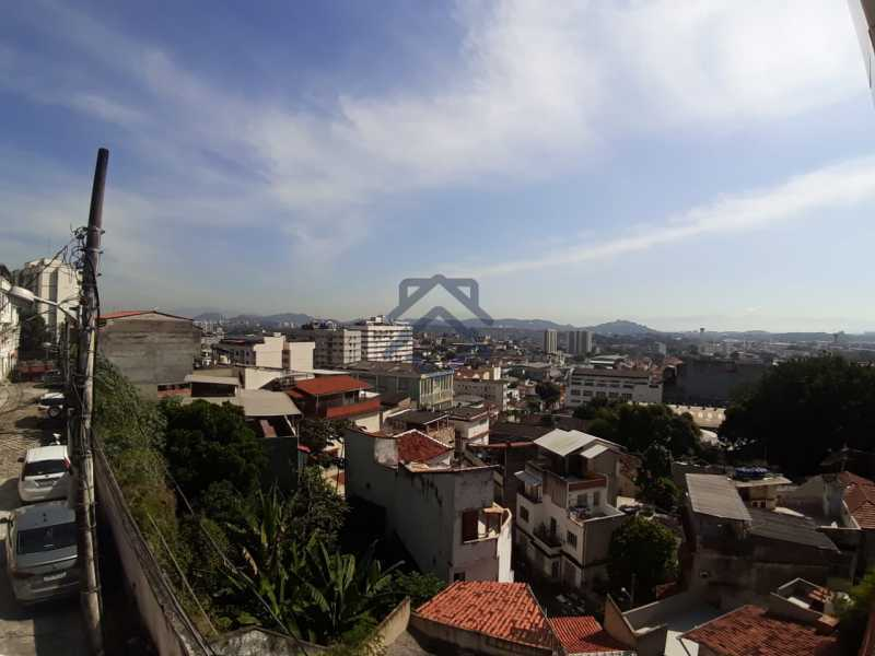 27 - Casa em Condomínio 3 quartos para alugar Rocha, Rio de Janeiro - R$ 2.100 - TJCS327465 - 28