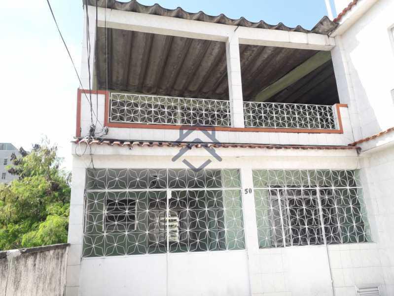 1 - Casa em Condomínio 3 quartos para alugar Rocha, Rio de Janeiro - R$ 2.100 - TJCS327465 - 1