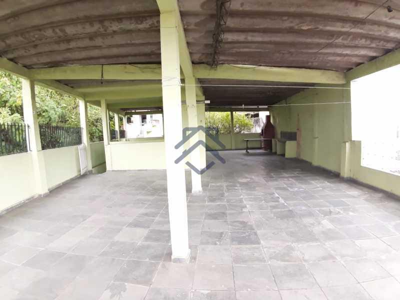 21 - Casa em Condomínio 3 quartos para alugar Rocha, Rio de Janeiro - R$ 2.100 - TJCS327465 - 22