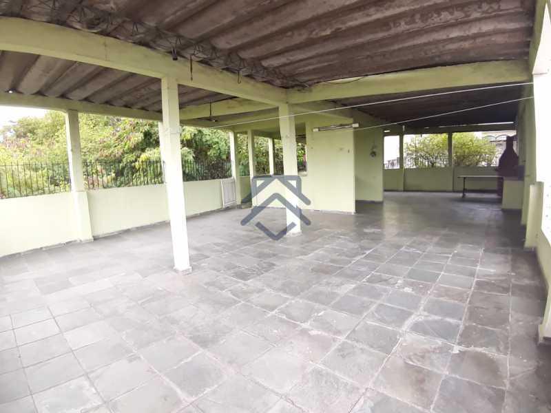 23 - Casa em Condomínio 3 quartos para alugar Rocha, Rio de Janeiro - R$ 2.100 - TJCS327465 - 24