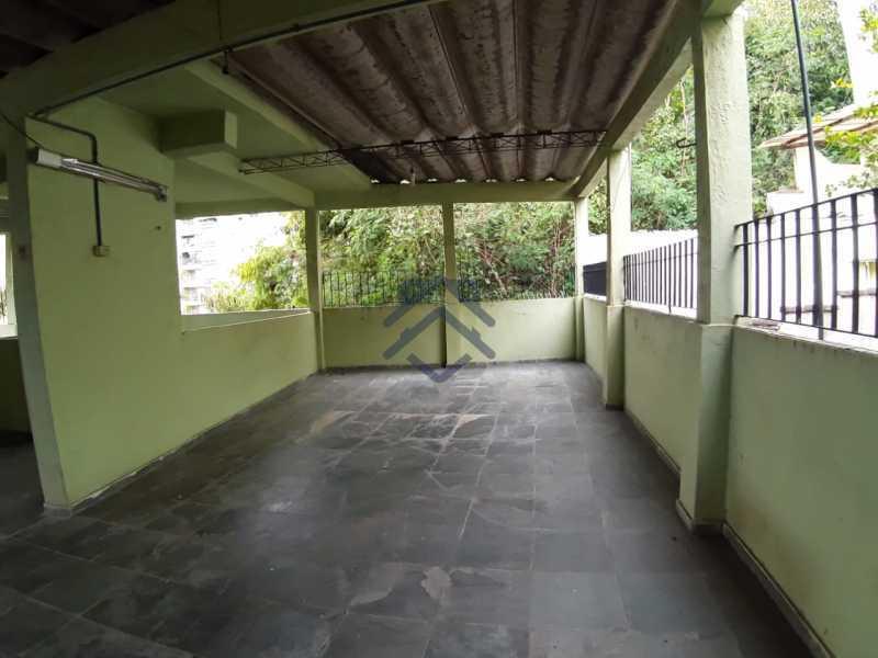25 - Casa em Condomínio 3 quartos para alugar Rocha, Rio de Janeiro - R$ 2.100 - TJCS327465 - 26