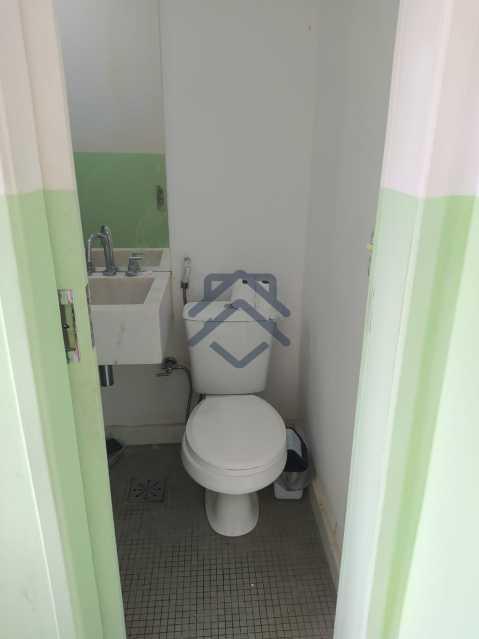 10 - Casa Comercial 450m² para venda e aluguel Botafogo, Zona Sul,Rio de Janeiro - R$ 12.000 - TJCS1227615 - 11