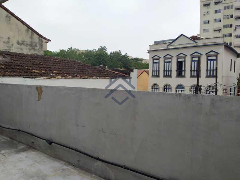 28 - Casa Comercial 450m² para venda e aluguel Botafogo, Zona Sul,Rio de Janeiro - R$ 12.000 - TJCS1227615 - 29