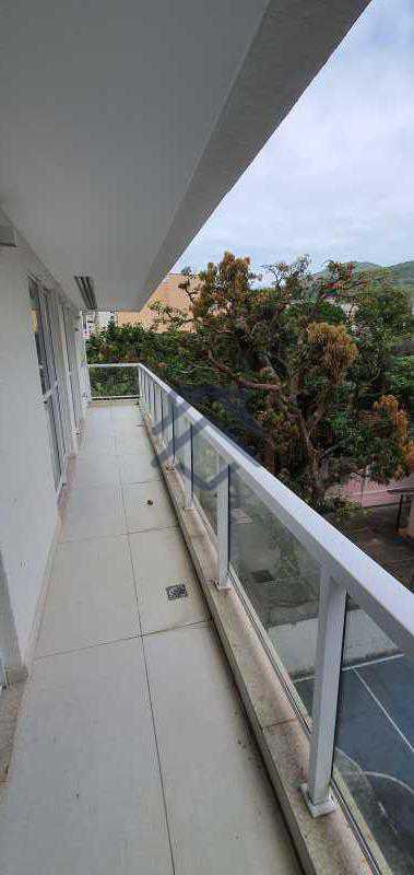 10 - Apartamento 3 quartos para venda e aluguel Botafogo, Zona Sul,Rio de Janeiro - R$ 3.600 - BAP31001 - 1