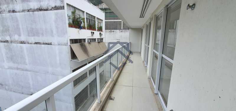 14 - Apartamento 3 quartos para venda e aluguel Botafogo, Zona Sul,Rio de Janeiro - R$ 3.600 - BAP31001 - 16