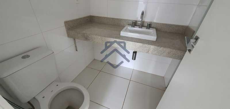 22 - Apartamento 3 quartos para venda e aluguel Botafogo, Zona Sul,Rio de Janeiro - R$ 3.600 - BAP31001 - 24