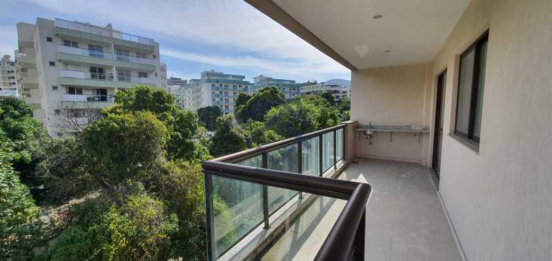 15 - Apartamento 3 quartos para alugar Anil, Jacarepaguá,Rio de Janeiro - R$ 2.450 - BAP31004 - 16