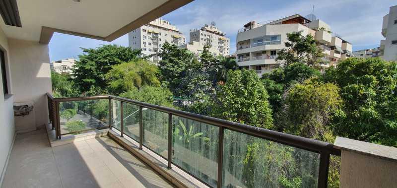 16 - Apartamento 3 quartos para alugar Anil, Jacarepaguá,Rio de Janeiro - R$ 2.450 - BAP31004 - 17