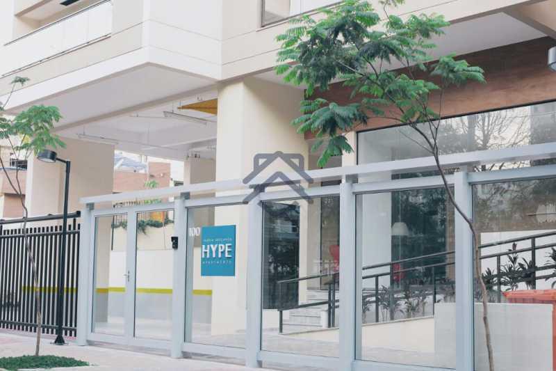 17 - Apartamento 3 quartos para alugar Anil, Jacarepaguá,Rio de Janeiro - R$ 2.450 - BAP31004 - 18