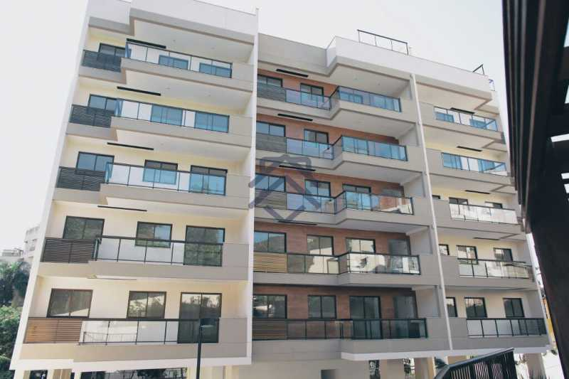20 - Apartamento 3 quartos para alugar Anil, Jacarepaguá,Rio de Janeiro - R$ 2.450 - BAP31004 - 22