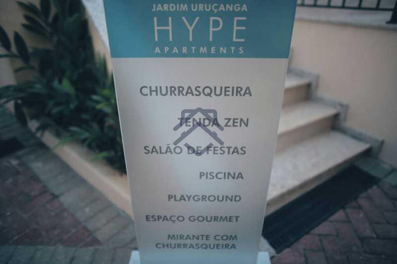 22 - Apartamento 3 quartos para alugar Anil, Jacarepaguá,Rio de Janeiro - R$ 2.450 - BAP31004 - 24