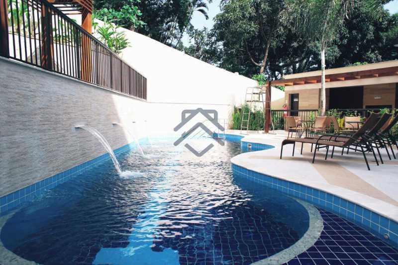 27 - Apartamento 3 quartos para alugar Anil, Jacarepaguá,Rio de Janeiro - R$ 2.450 - BAP31004 - 28