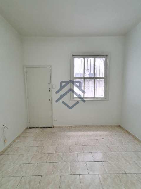 20210504_092820 - Apartamento com Quintal e 02 Quartos Tijuca - T88 - 1