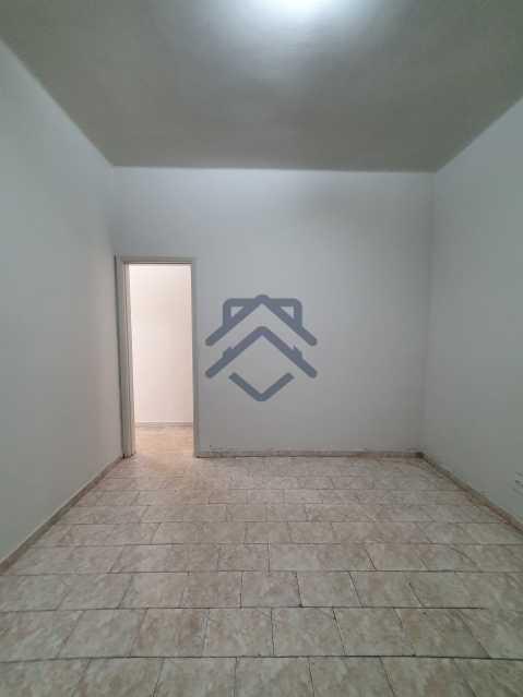 20210504_092827 - Apartamento com Quintal e 02 Quartos Tijuca - T88 - 3