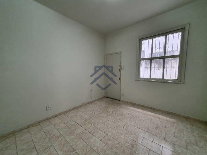 20210504_092850 - Apartamento com Quintal e 02 Quartos Tijuca - T88 - 5