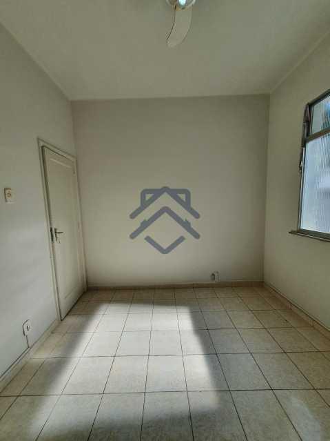 20210504_093037 - Apartamento com Quintal e 02 Quartos Tijuca - T88 - 10