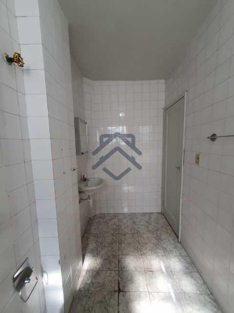 20210504_093224 - Apartamento com Quintal e 02 Quartos Tijuca - T88 - 17