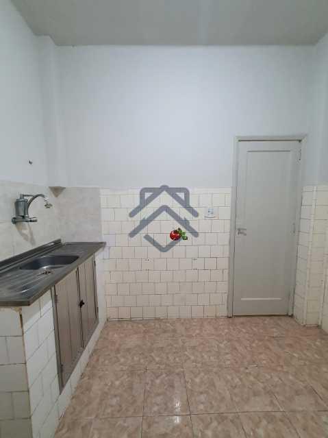 20210504_093339 - Apartamento com Quintal e 02 Quartos Tijuca - T88 - 23