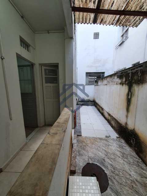 20210504_093405 - Apartamento com Quintal e 02 Quartos Tijuca - T88 - 26