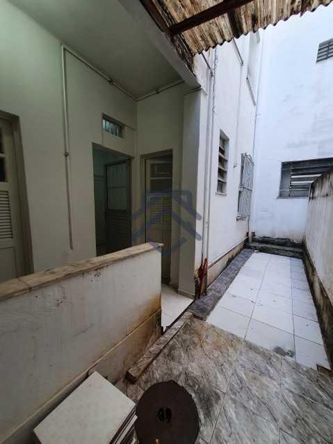 20210504_093409 - Apartamento com Quintal e 02 Quartos Tijuca - T88 - 27